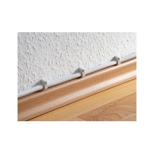 Clema Fixare Cabluri 10-14 mm, Gri, 100 bucati, Meister