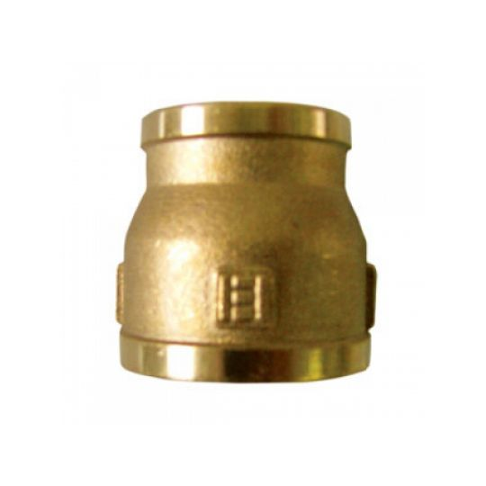 Mufa redusa 1/2-3/8 bronz