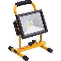 Proiector LED COB portabil cu acumulator 20W Meister