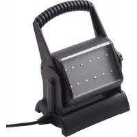 Proiector LED SMD cu Cablu, 7.5 W, 5 metri, lumina rece, IP20, Clasa A++, Meister