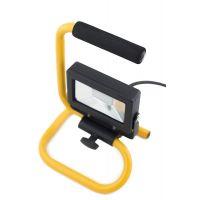 Proiector LED SMD cu Cablu, 20 W, 1.8 metrii, lumina rece, IP65, Clasa A++, Meister