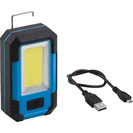 Lampa Portabila LED COB cu Baterie Portabila inclusa, Meister