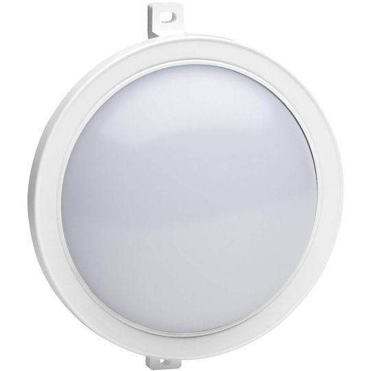 Aplica Rotunda LED, 5.5 W, Alba, IP44, Meister