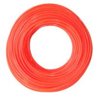 Fir Nylon pentru Coase/Trimmer, Grosime 2.4 mm, Lungime 25 m, Culoare Portocaliu, Connex