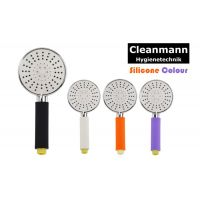 Para dus 5 functii Silicone Colour Cleanmann, Orange
