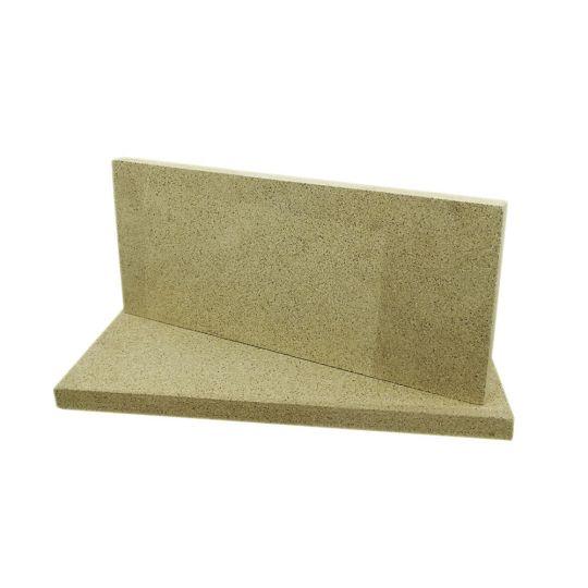 Set 2 placi vermiculita 450 x 200 x 25 mm Prity
