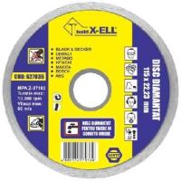 Disc diamantat BuildXell (UD) diametru 125 mm
