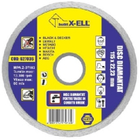 Disc diamantat BuildXell (UD) diametru 180 mm