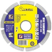 Disc diamantat BuildXell (USCAT) diametru 125 mm