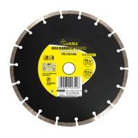 Disc diamantat segmentat (Uscat) 150x22.2 mm BX