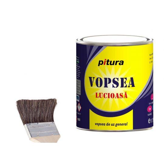Vopsea Pitura Alb Polar 2.5 l Kober