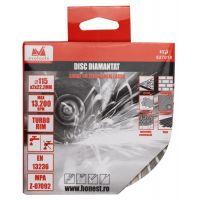 Disc Diamantat Turbo ETP 115 mm Evo Pro