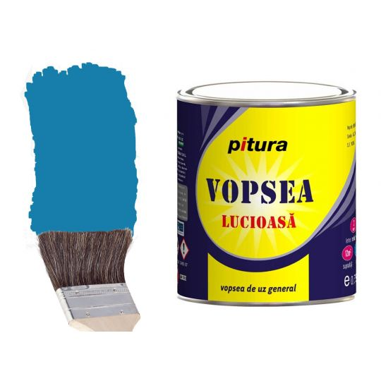 Vopsea Pitura Albastru 0.6 l Kober