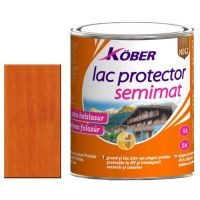 Lac protector Semimat Cires 0.75 L Kober