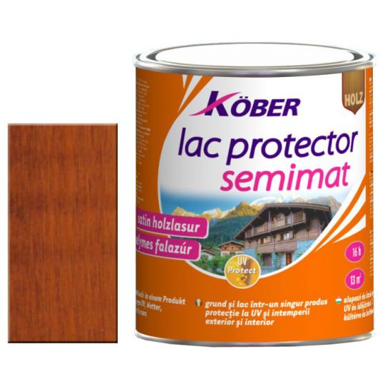 Lac protector Semimat Mahon 4 L Kober