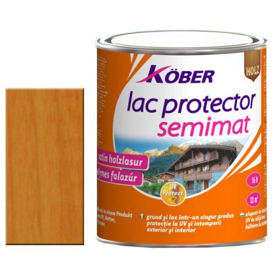 Lac protector Semimat Teak 0.75 L Kober