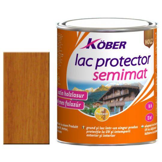 Lac protector Semimat Nuc Mediu 0.75 L Kober