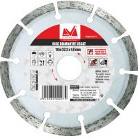 Disc Diamantat Uscat ETP 180 mm Evo Pro