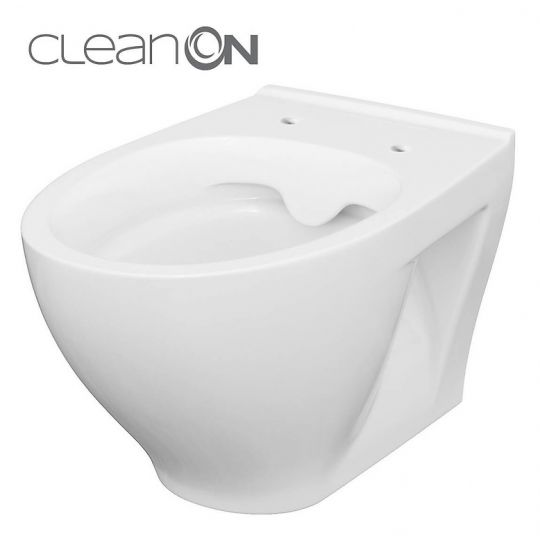 Vas WC suspendat Moduo Clean On Cersanit (capac separat)