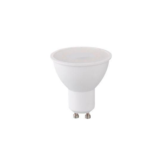 Bec LED 4W, Spot EVO17, GU10, lumina calda 3000K, Total Green