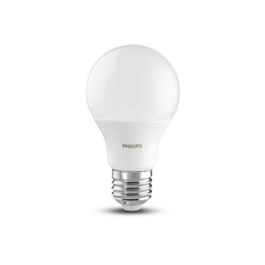 Bec LED 9W, A60, E27, lumina rece 6500K, Philips