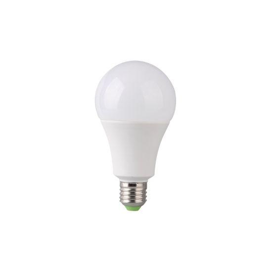 Bec LED EVO17 18W, A75, E27, lumina calda 3000K, Total Green