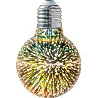 Bec LED 2W, G80, E27, Stardust, Total Green