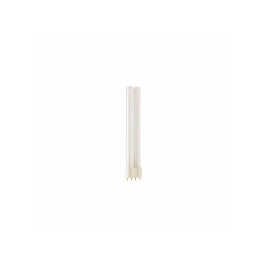 Bec economic PL-L 24W 4P, Stick, 2G11, lumina rece neutru 4000K, Philips