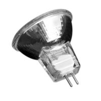 Bec halogen Spot MR11 50W, GU4, 12V, lumina calda 2800K, Total Green