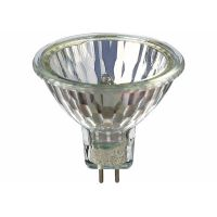 Bec halogen Spot 20W, GU5.3, 12V, lumina calda 3000K, Philips