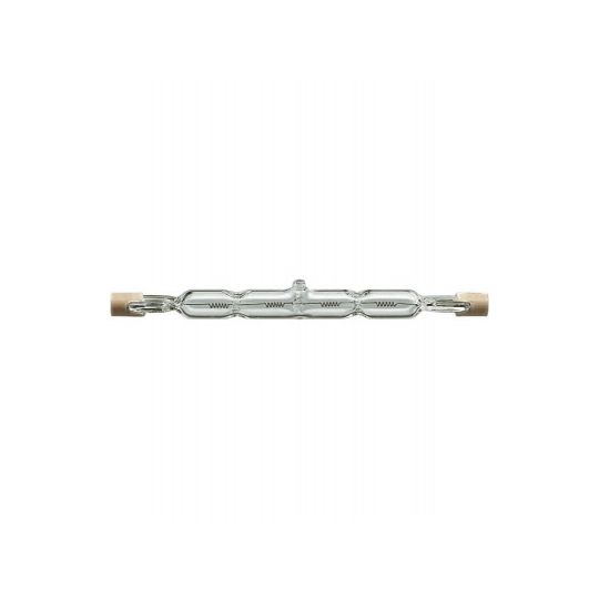 Bec halogen Liniar 120W, R7S, 118 mm, lumina calda 2900K, Philips Plusline