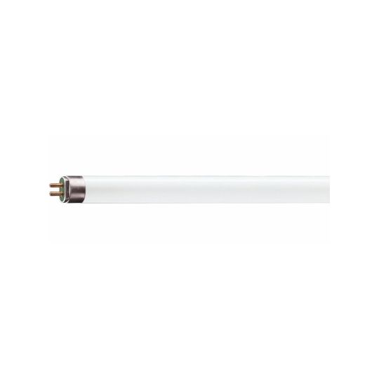 Tub neon fluorescent TL5 HE 35W, G5, T5, lumina rece neutru 4000K, Philips