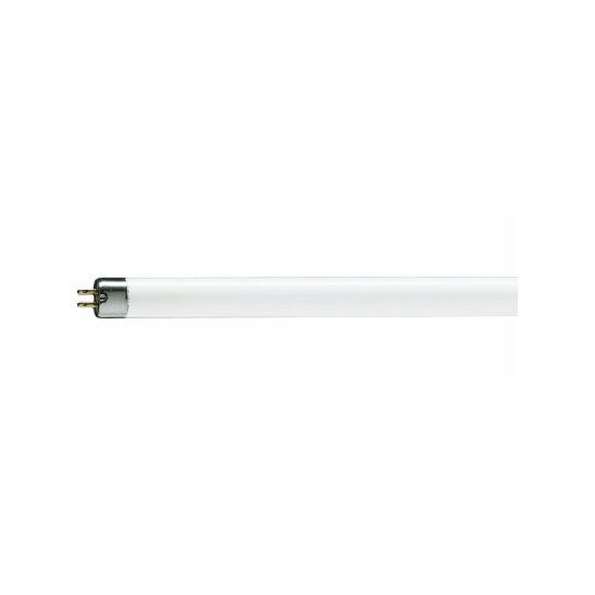 Tub neon fluorescent TL Mini 8W, G5, T5, lumina rece neutru 4000K, Philips