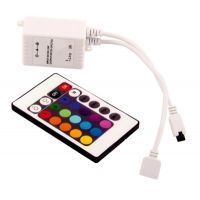 Controller Wireless Banda LED, 72W, RGB, Erste