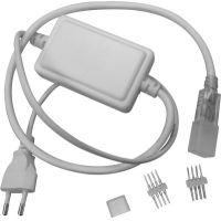 Cablu Alimentare Banda LED, 220V, Multicolor, Erste