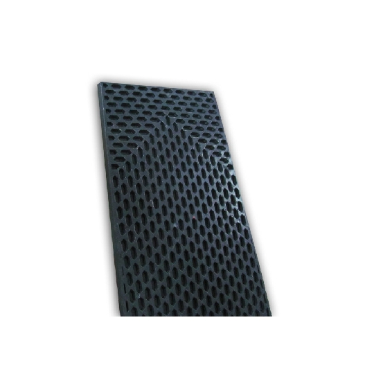 Drisca din plastic pentru exterior 297x123 mm