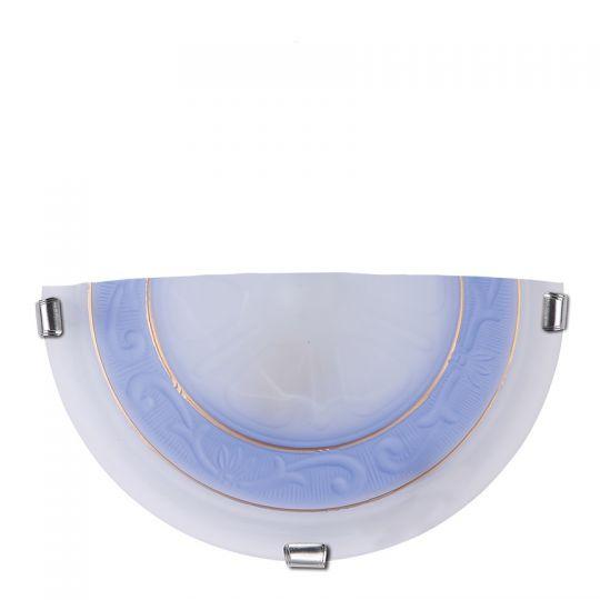 Aplica Interior Tempus, 1 x E27, Max. 60W, Bleu, Erste