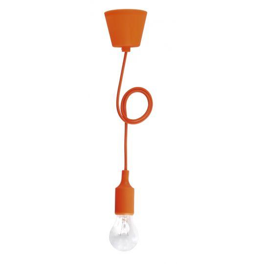 Pendul Interior Vogue, 1 x E27, Max. 60W, Orange, Erste