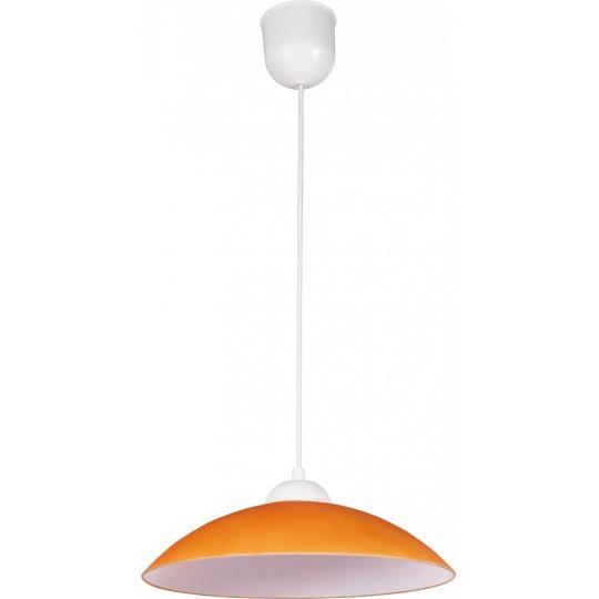 Pendul Interior Sakura, 1 x E27, Max. 60W, Orange, Erste
