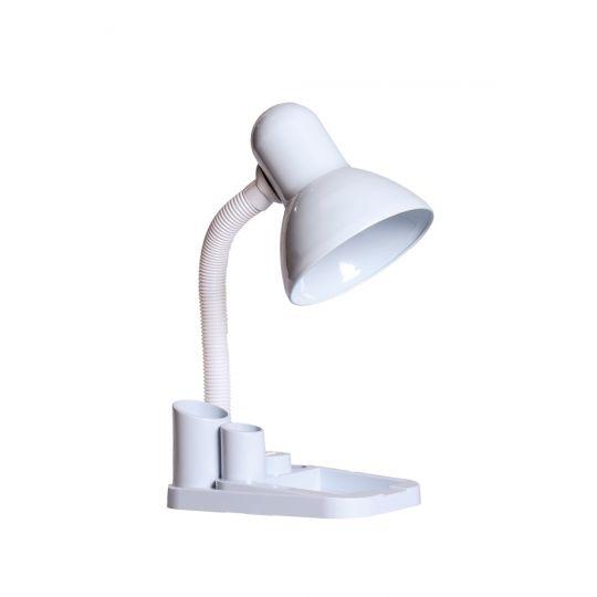 Lampa de Birou Klara, Max. 40W, Alb, 1xE27, Erste
