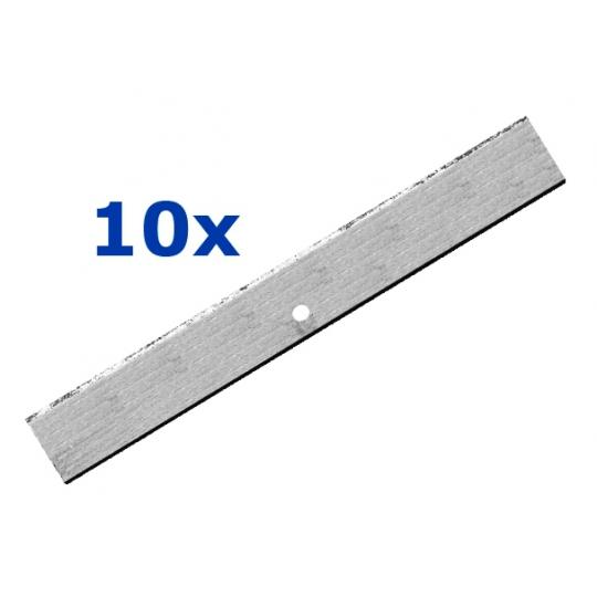 Lama pentru Spaclu de Razuit (10 buc), Evo Standard