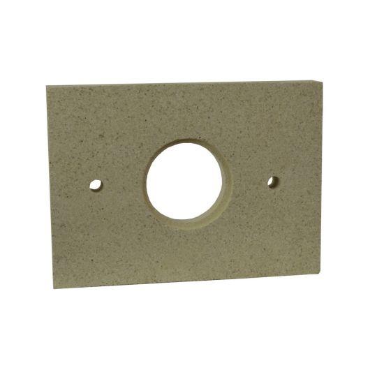 Placa vermiculita 220х160х25 mm Prity, gaura geam