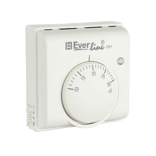 Termostat mecanic 10-30 C Everpro