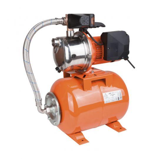 Hidrofor Evo JET 110 EPTO, 900W, vas otel 20 litri, debit 50L/min, capac pompa inox