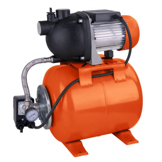Hidrofor Evo JET 1017 EPTO, 800W, vas otel 22 litri, debit 53L/min, capac pompa plastic