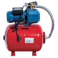Hidrofor Everpower JH6036, 600W, vas otel 36 litri, debit 40L/min, adancime 9 m