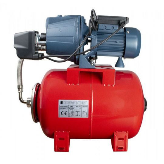 Hidrofor Everpower JH6050, 600W, vas otel 50 litri, debit 40L/min, adancime 9 m