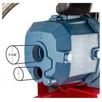 Hidrofor de adancime cu ejector Everpower BAR-TDP370/36, 1100W, vas otel 36 litri, debit 35L/min, adancime 17 m