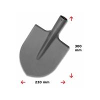 Cazma 300x220 mm BX fara coada