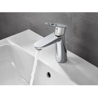 Baterie lavoar Grohe Bauloop, 23335000, S, Crom, ventil Pop-up